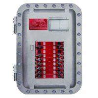 Back Fed Main Breaker Panelboard