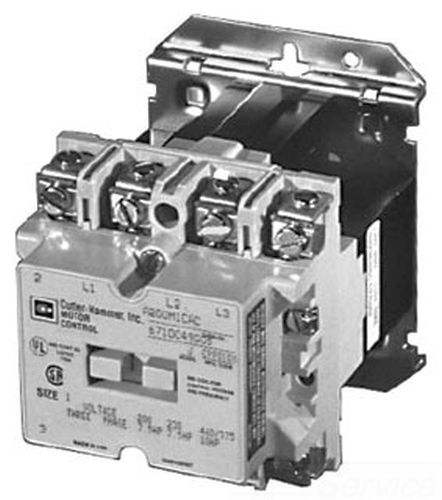 NON-REVERSING FRONT CONNECTED CONTACTORS