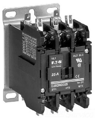 D.P. CONTACTOR, 2P, 90A, 480VAC