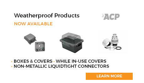ACP Weatherproof Products